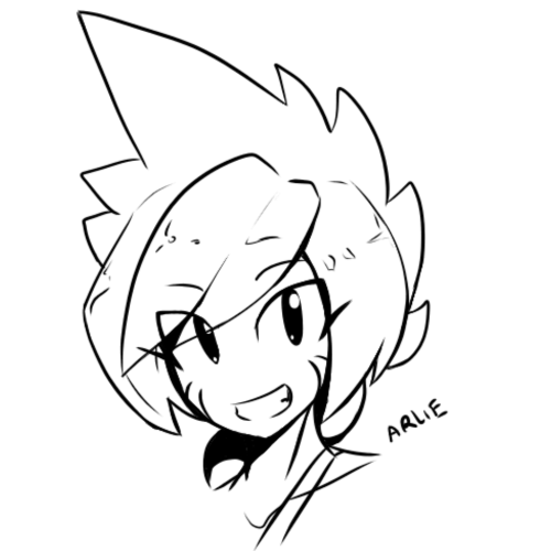Arlie by Kenji on twitter