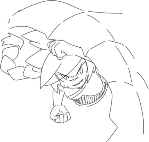 Arlie fight! By Kenji!